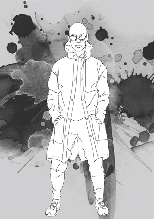 дизайн и проектирование одежды