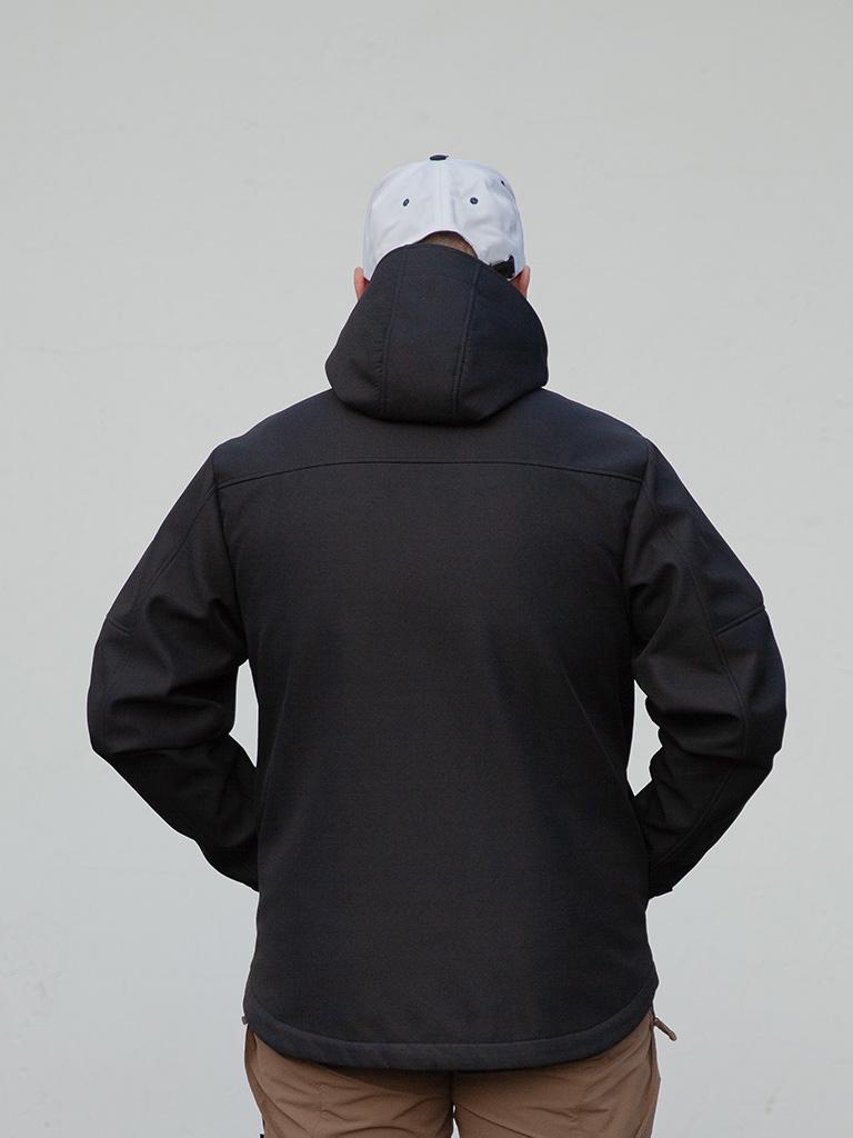 куртка из мембранной ткани