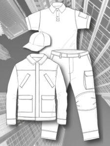 униформа для силовых структур
